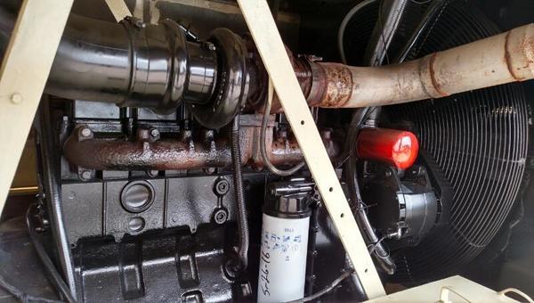 EPG Model 300 HP HS35D new Gas Engine