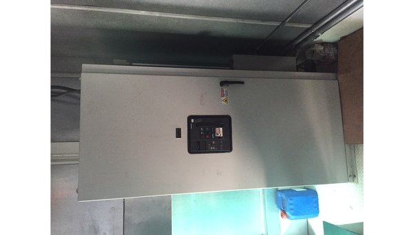 Cummins 2500 kW DQLC Used Diesel Generator