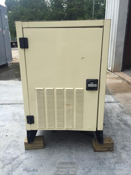 25 kW EG25UH35 Used Natural Gas Generator