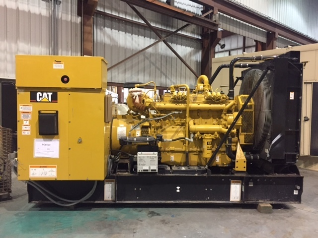 Used Natural Gas Generator Canada