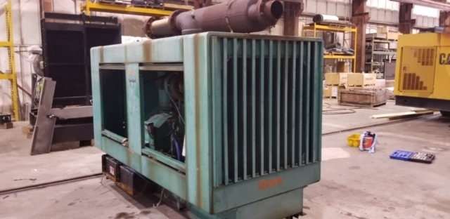Industrial Generators for Sale | Used Diesel Generators for
