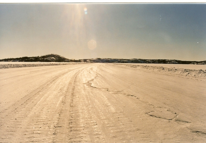 Ice Road (February - March)