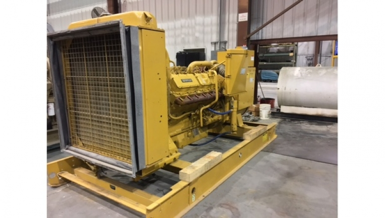 View Larger Image Mid America Engine Offers Used Sel Generators For
