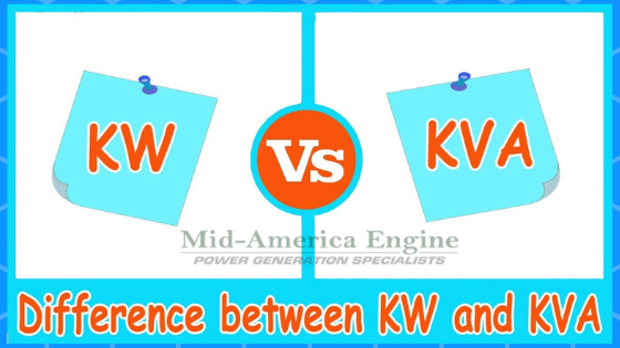 Difference between kW and kVa? How do I calculate kW?